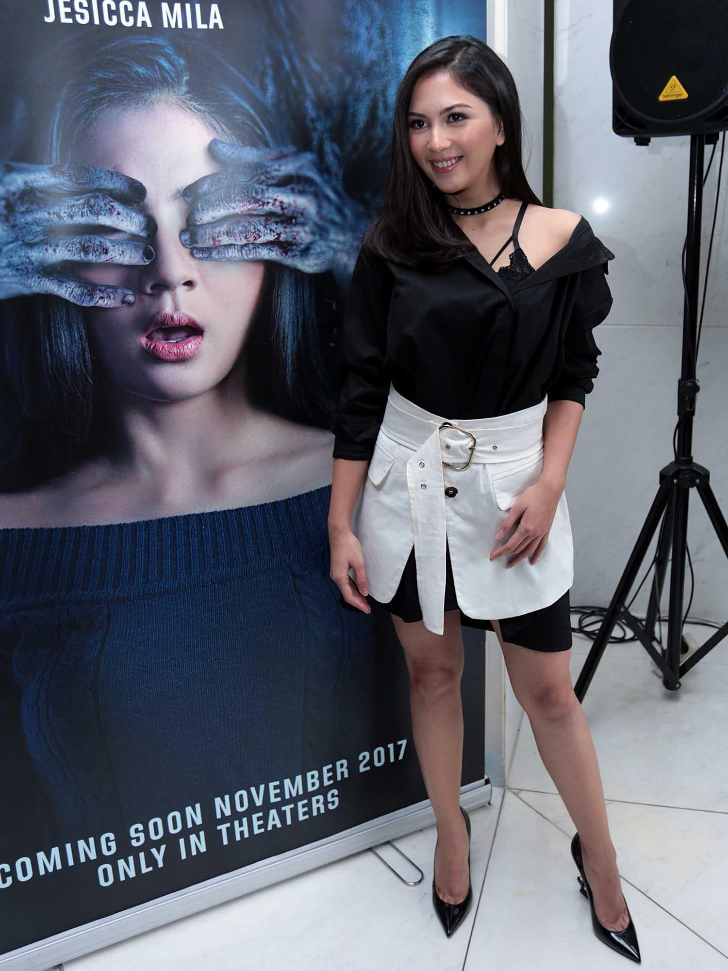 Launching Teaser film Mata Batin (Deki Prayoga/bintang.com)