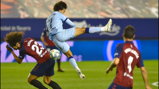 Joao Felix Tampil Agresif, Atletico Madrid Pesta Gol di Markas Osasuna