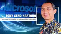 Opini Tekno - Tony Seno Hartono. Liputan6.com/Abdillah