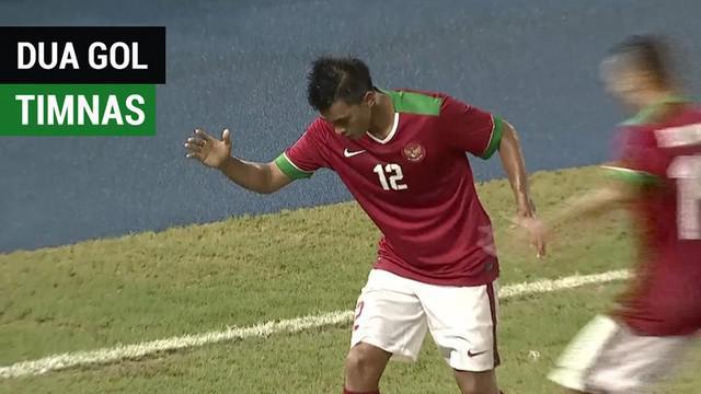 Berita video momen dua gol tandukan kepala mengawali kiprah Timnas Indonesia pada Piala AFF 2016 saat menghadapi Thailand.