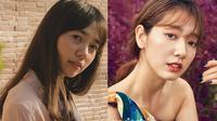 5 Gaya Pemeran Ipeh Si Entong yang Disebut Mirip Park Shin Hye (sumber: Instagram.com/rncynth & Instagram.com/ssinz7)
