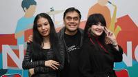 Dwiki Dharmawan, Ita Purnamasari dan Zoe Jireh (ist)