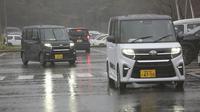 Daihatsu Tanto (tengah) dilengkapi fitur sekelas mobil mewah. (Septian / Liputan6.com)