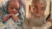 Beberapa bayi ini memiliki wajah mirip dengan selebritas besar Hollywood.