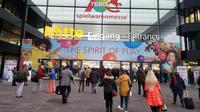 Spielwarenmesse Toys Fair, pameran mainan terbesar di dunia. foto: dok. OZco