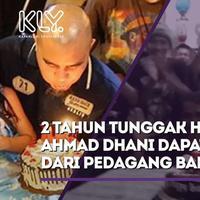 Urusan Ahmad Dhani dengan pedagang barang lawas di Pasar Cikapundung ternyata belum selesai.