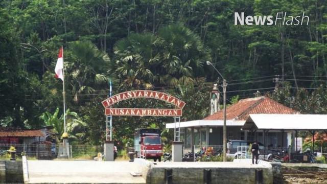 Petugas LP Nusakambangan,Cilacap, Jawa Tengah, meningkatkan kewaspadaan. Namun, ini tidak terkait dengan pelaksanaan eksekusi mati jilid IV