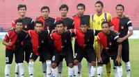 Pemain muda Persik Kediri gagal tampil di Piala Gubernur Jatim. (Bola.com/Robby Firly)