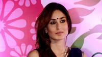 Kareena Kapoor menyampaikan alasan menikah dengan Saif Ali Khan.