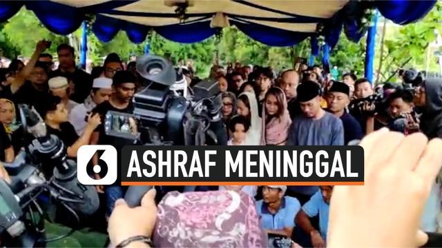 TV Ashraf