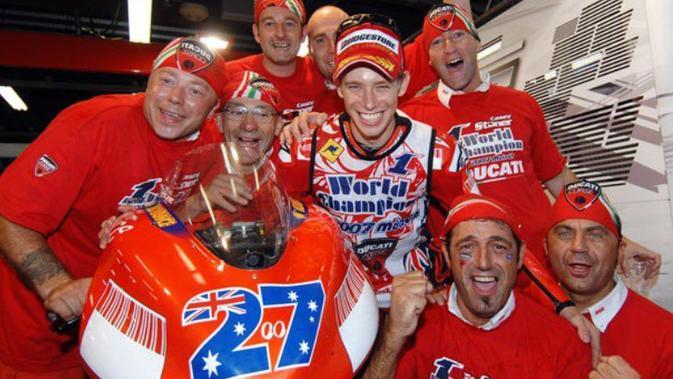 MotoGP: Jack Miller Gabung Ducati, Misi Mengulang Sukses dengan Pembalap Australia