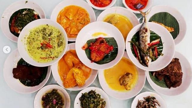 Favorit Rumah Makan Padang Erick Thohi