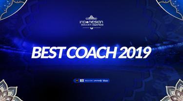 Berita video Stefano Cugurra Teco meraih penghargaan kategori Best Coach di Indonesian Soccer Awards 2019.