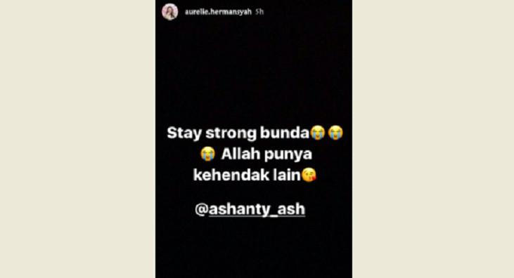 Ungkap Kata Sabar Dan Ikhlas Ashanty Keguguran Showbiz Liputan6 Com