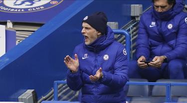 Thomas Tuchel - Chelsea - Liga Inggris