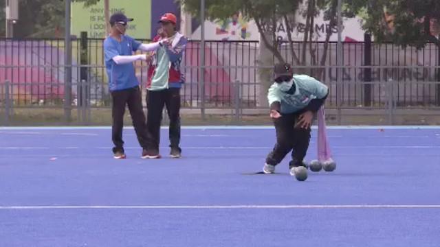 Asian Para Games 2018 terdapat cabang olahraga baru yang akan ditandingkan, yaitu lawn bowls atau bowling lapangan.
