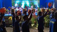 Pembukaa Gala Desa di kabupaten Bangka Tengah (dok: Kemenpora)