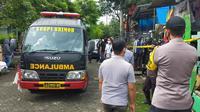 Teroris Makassar. (Liputan6.com/Fauzan)
