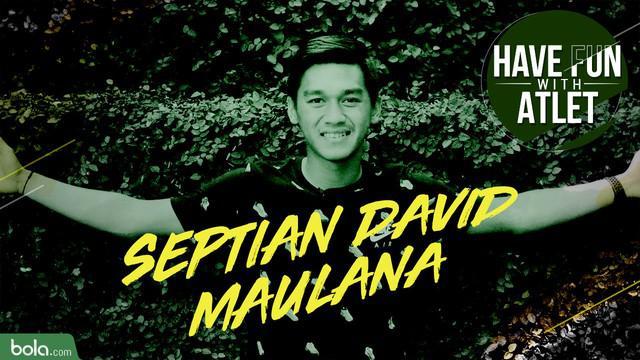 Berita video Pemain Timnas Indonesia dan Mitra Kukar, Septian David Maulana Adu Skill Tendangan Bebas di lapangan yang tak terduga.