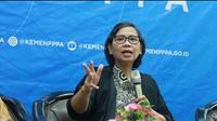 Deputi Bidang Kesetaraan Gender KemenPPPA, Lenny N. Rosalin. Foto: KemenPPPA.