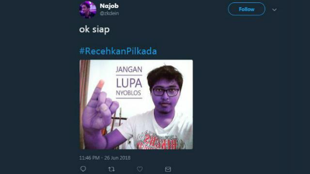 Meme Kocak Kalau Tinta Ungu Pilkada Kebablasan Citizen6 Liputan6