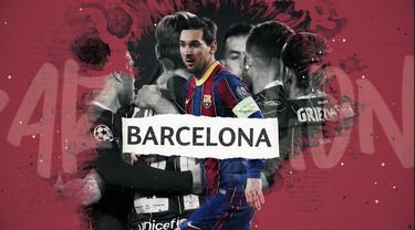 Berita video apakah Barcelona tetap akan perkasa di Grup G Liga Champions 2020/2021 nanti malam dinihari? Nantikan hanya di SCTV laga serunya.