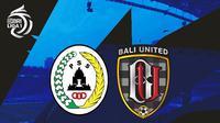 BRI Liga 1 - PSS Sleman Vs Bali United (Bola.com/Adreanus Titus)