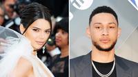 Hubungan Kendall Jenner dan Ben Simmons terlihat baik-baik saja saat menghabiskan libuan musim panas bersama Khloe Kardashian dan Tristan Thompson. (Us Weekly)