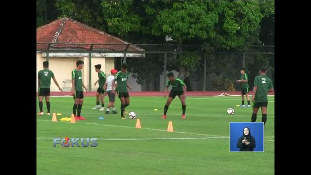 Indra Sjafrie menyiapkan Timnas U-23 ikuti Merlion Cup dengan laga uji coba melawan PSIM Yogyakarta.