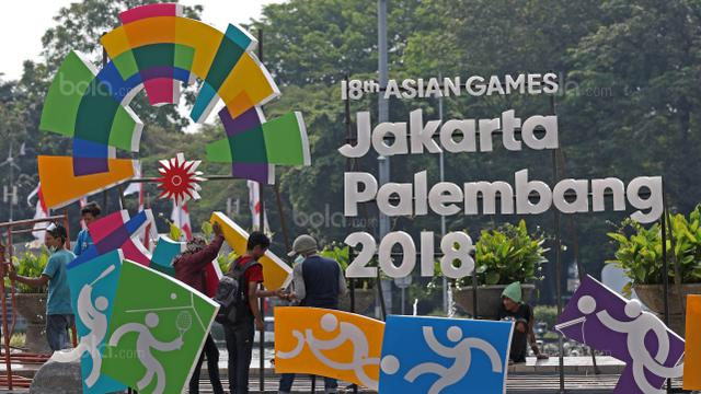 Asian Games  Persiapan Countdown Asian Games