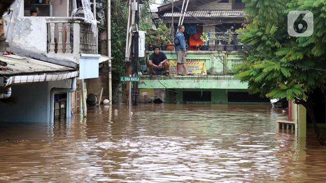 Banjir Jakarta Saat Tahun Baru 2020 Jadi Sorotan Media Internasional Global Liputan6 Com