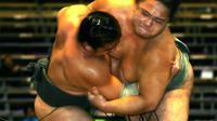 Sumo di Nagoya, Jepang. (Flicker Joe/nic-nagoya.or.jp)