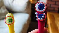 sikat gigi anak-anak (foto: Elitereaders)