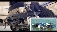 Perbaikan Bugatti Veyron (Carscoops)
