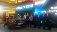 Kia Seltos resmi meluncur di Indonesia (Arief/Liputan6.com)