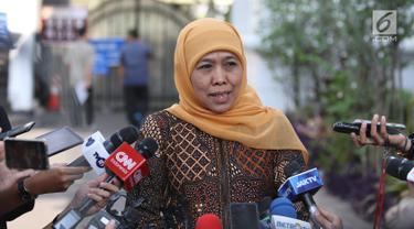 Lewat Transportasi Umum, Khofifah Ingin Jawa Timur Mirip DKI Jakarta