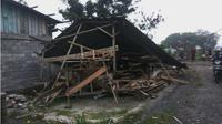 Puting Beliung di Aceh. (Liputan6.com/Rino Abonita)