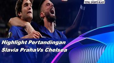 Berita video highlights babak perempat final Liga Europa antara Slavia Praha menghadapi Chelsea yang berakhir dengan skor 0-1, Jumat (12/4/2019) dinihari WIB.