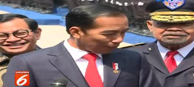 Presiden Joko Widodo masih menimbang lima nama yang bakal menjadi cawapresnya.