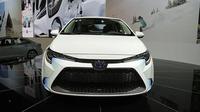 Toyota Corolla hybrid (Otosia.com).