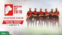 Merlion Cup 2019 (Bola.com/ Adreanus Titus)