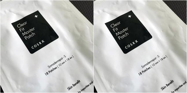 COSRX Clear Fit Master Patch/copyright sociolla.com