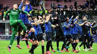 Atalanta. (AFP/Vincenzo Pinto)