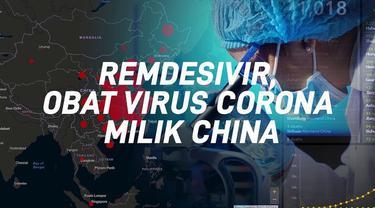 21 Januari lalu, China mengajukan hak paten obat yang disebut bisa dipakai sebagai obat antivirus corona.