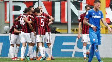 AC Milan-Fiorentina