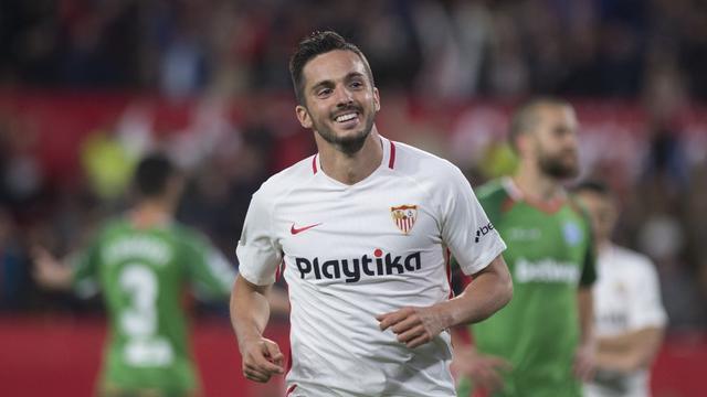 PSG Selangkah Lagi Dapatkan Gelandang Sevilla – Dunia