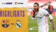 Berita video highlights Liga Spanyol 2020/2021 antara Barcelona melawan Real Madrid yang berakhir dengan skor 1-3 dalam laga El Clasico pertama musim ini, Sabtu (24/10/2020) malam hari WIB.