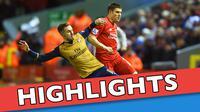 Video highlights Liverpool melawan Arsenal yang berakhir dengan skor 3-3, pada lanjutan Premier League pekan ke-21.