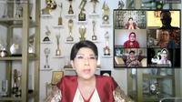 Titiek Puspa raih penghargaan sebagai penggiat seni perempuan di Hari Ibu dari Mitra Seni Indonesia (dok. mitra seni indonesia)