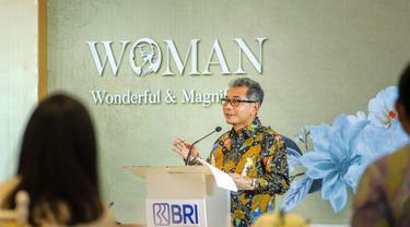 peringatan Hari Kartini yang diselenggarakan BRI yang bertajuk Woman (Wonderful & Magnificent). (Dok BRI)